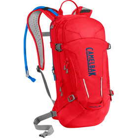 CamelBak M.U.L.E. Hydration Pack medium racing red/pitch blue
